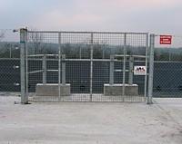 Agitation Point Gate