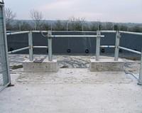 Agitation Point Handrail