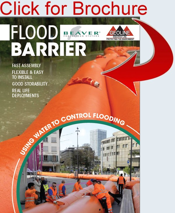 Beaver Storm and Flood Protection_InFlatable Barriers Brochure