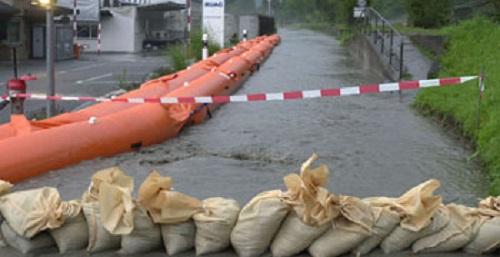 Beaver Flood Protection System