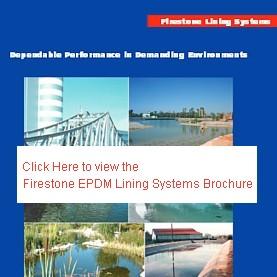Firestone Pond Lining System pdf