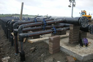 Gas Pipe Fabrications