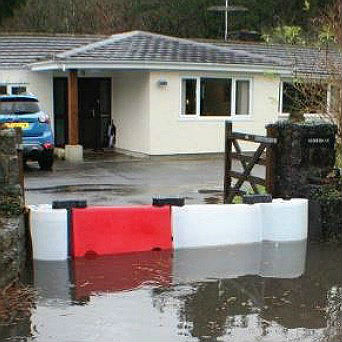 flood stop flood barriers by GEOLINE