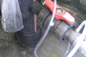 gas well head