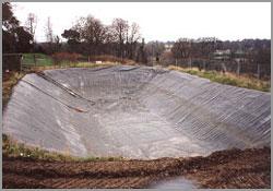 Reservoir Lining