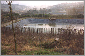 stormwater attenuation ponds