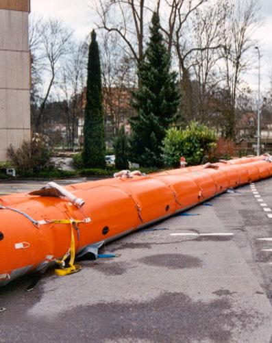 Heavy Duty Flood Barriers