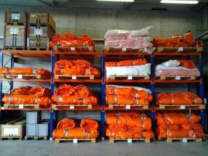 FLOOD BARRIER Storage