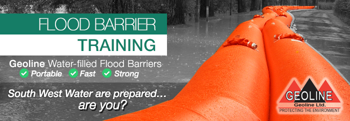 Flood Barrier Training UK 2018