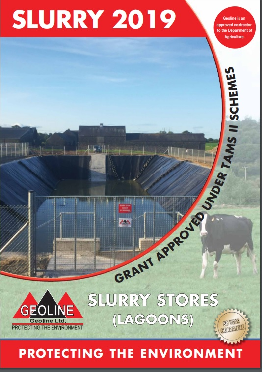 GEOLINE Slurry Lagoon Ireland Brochure 2019