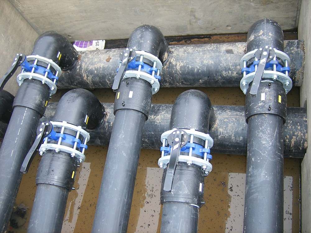 Gas Pipeline Fittings