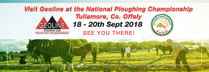 Geoline At The National Ploughing Championship 2018