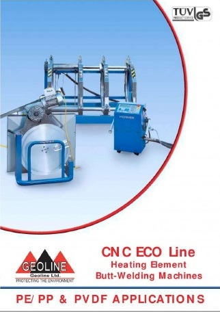 Heating Element Butt-Welding Machines Brochure
