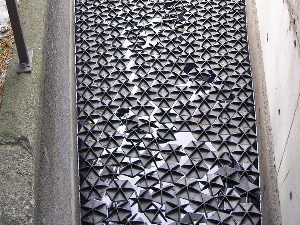Hexa Cover Floating Odor Cover