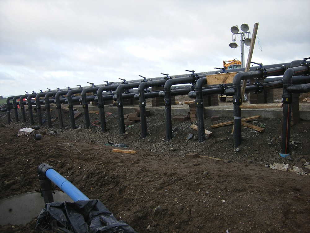 Landfill Gas Pipelines