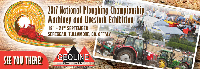 Geoline To Attend National Ploughing Championships 2017