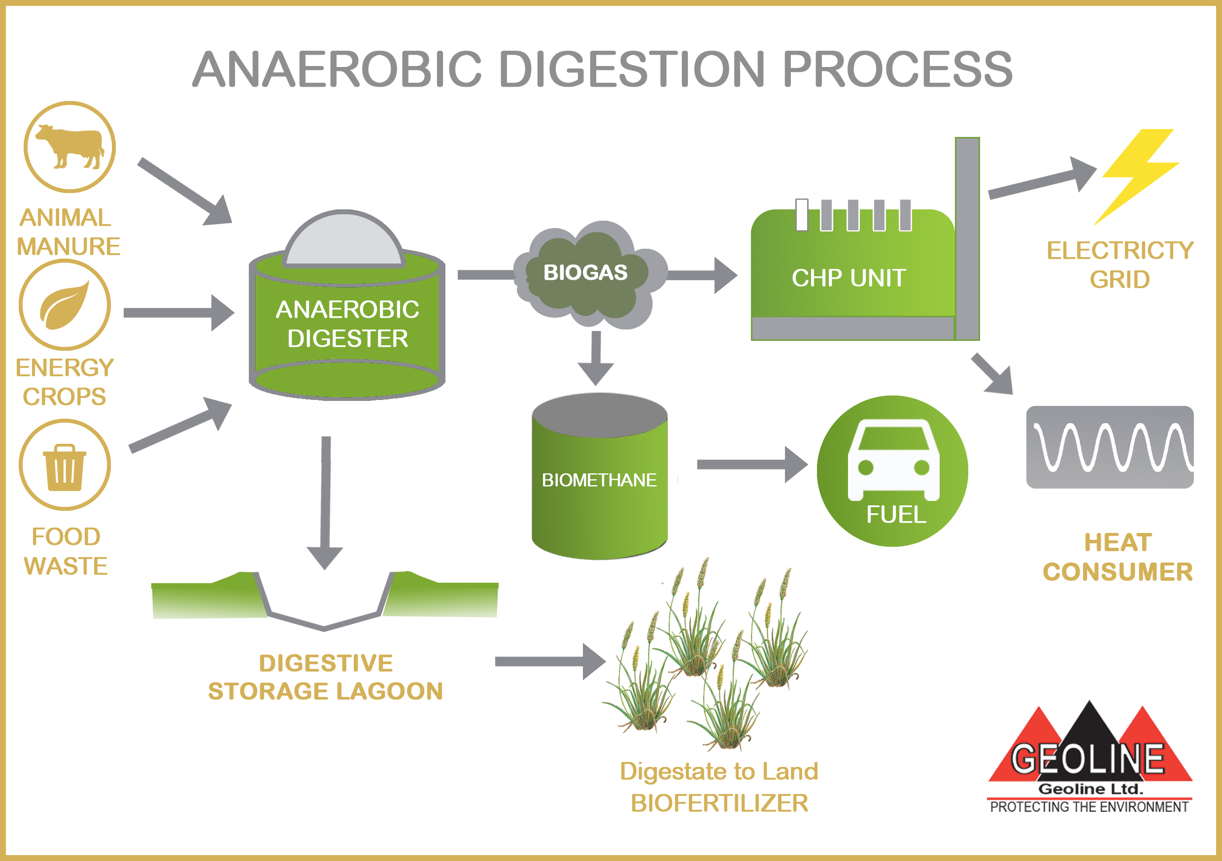 anaerobic digestion process